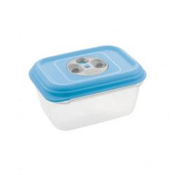 Cutie alimente din plastic dreptunghiulara Tontarelli Fresh Wave 1.4 L
