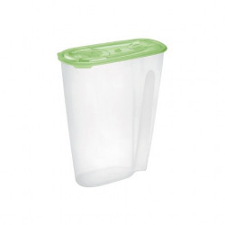 Cutie din plastic pentru cereale Tontarelli 3l Nuvola