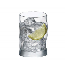 Set 3 pahare apa Bormioli Sorgente 300 ml