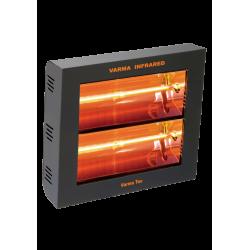 Incalzitor cu lampa infrarosu Varma 3000 w IP X5 (waterproof) - V400/2V-30X5
