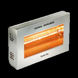 Incalzitor cu lampa infrarosu otel inoxidabil Varma 1500 w IP X5 - V400/15X5SS
