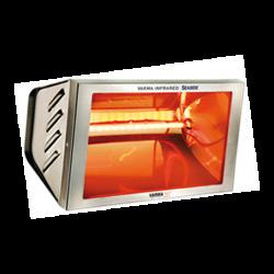 Incalzitor cu lampa infrarosu Varma 2000 w IP 23 (waterproof) - WR2000/20SS