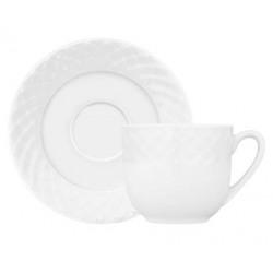 Set ceasca ceai 220 ml cu farfurie Ionia Itea