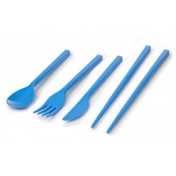 Set tacamuri plastic Sistema Cutlery To Go
