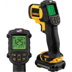Termometru infrarosu 10.8 V 2.0Ah DeWalt - DCT414D1