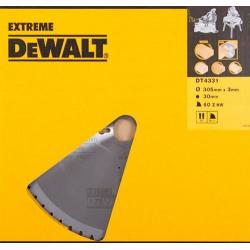 Disc pentru debitor 305 x 60 x 30 S60 ATB DeWalt - DT4331