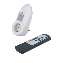 Priza cu telecomanda wireless Varma max 3600W - 205S/1