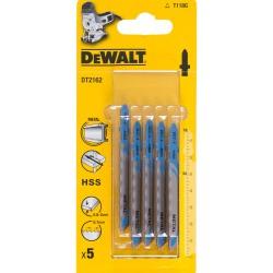Lame pentru taiere metal T118G DeWalt - DT2162