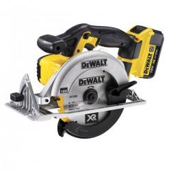 Circular de mana 18V XR 4 Ah 2 acc Dewalt - DCS391M2