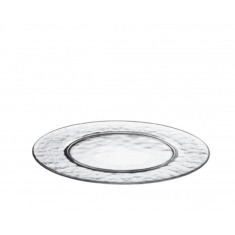 Farfurie desert din sticla Bormioli Palatina 20 cm