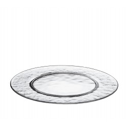 Farfurie intinsa din sticla Bormioli Palatina 25 cm