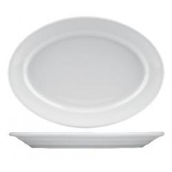 Platou oval portelan Ionia Gourmet 30 cm