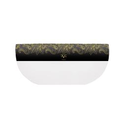 Bol salata rotund Versace 19.69 Black Dahlia 23 cm