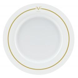 Farfurie intinsa portelan Versace 19.69 Palazzo 26.5 cm