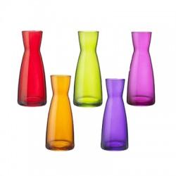 Carafa din sticla Bormioli Ypsilon 500 ml culori asortate