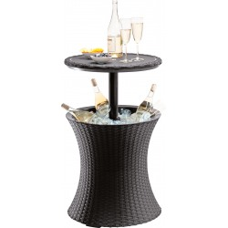 Mini bar gradina Curver Pacific Cool Bar maro