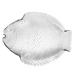Platou servire Pasabahce Marine incolor 26 cm