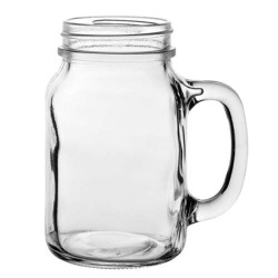 Vas cu maner pentru cocktail 630 ml