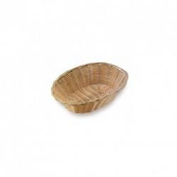 Cos bufet Ratan oval 23 x 15 cm