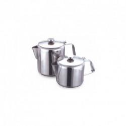 Ceainic inox 0.3 / 0.5 / 0.6 / 1 / 1.5 L