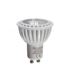 Bec spot LED lumina calda 7W GU10 560LM - CVMORE - GU10.00090