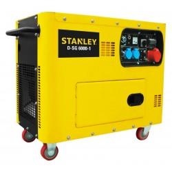 Generator Stanley Diesel 6.3KW - D-SG6000-1