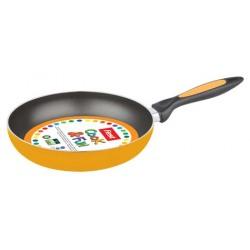 Tigaie antiaderenta Fest Cook&Fun portocalie 28 cm