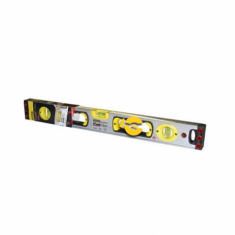 Nivela Stanley  FatMax magnetica 3 fiole 120cm  - 1-43-549