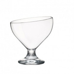 Set 2 cupe desert / inghetata sticla Bormioli California 360 ml