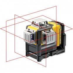 Nivela laser DeWalt in cruce autonivelanta 10.8V - DCE089D1R