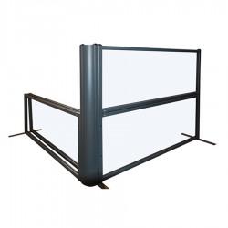 Sistem de inchidere pentru terase Varma 75x180 cm OASIdehor Taormina - PVT1B