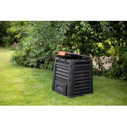 Eco composter Curver 320L negru