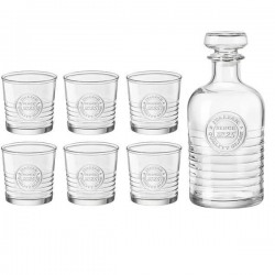 Set whisky 7 piese Bormioli Officina 1825