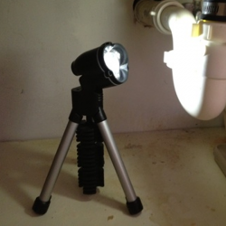 Lanterna cu trepied Maxlife 369