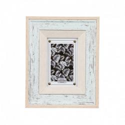Rama foto alba model patina Trimar Stencil 10 x 15 cm