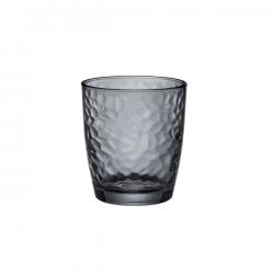 Pahar sticla Bormioli Palatina gri 320 ml
