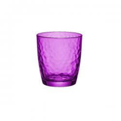 Pahar sticla Bormioli Palatina violet 320 ml