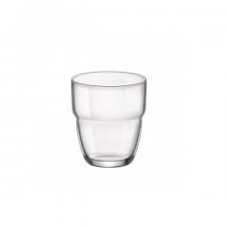 Set 6 pahare apa Bormioli Modulo 250 ml