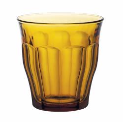 Pahar apa suc Amber Picardie Duralex 310 ml
