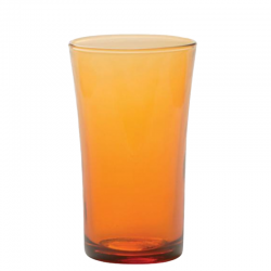 Pahar apa suc Lys Amber Duralex 280 ml