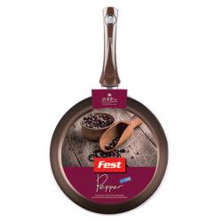 Tigaie adanca aluminiu antiaderent Fest Pepper 22 cm