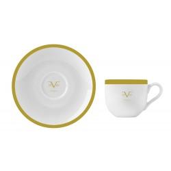 Ceasca  si farfurie ceai Versace 19.69 Palazzo