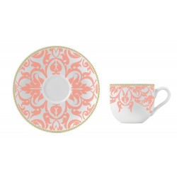 Ceasca si farfurie ceai Versace 19.69 Renaissance