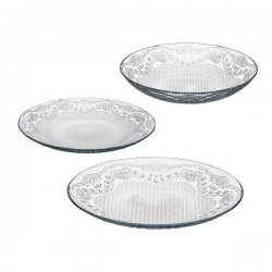 Set farfurii 18 piese Pasabahce Lacy