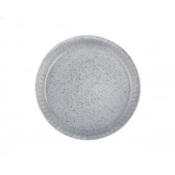 Vas termorezistent rotund Pasabahce  Borcam Granit 1.72L gri