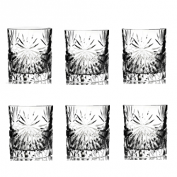 Set 6 pahare whisky RCR Oasis 320 ml