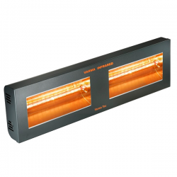 Radiator Varma 2000 w IP X5(waterproof) - V400/2-30X5