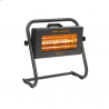 Incalzitor cu lampa infrarosu Varma 1500 w IP X5 (waterproof) - V400F2