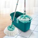 Set curatenie mop rotativ rotund Leifheit Clean Twist System