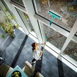 Stergator geamuri cu microfibra Leifheit Plus 3